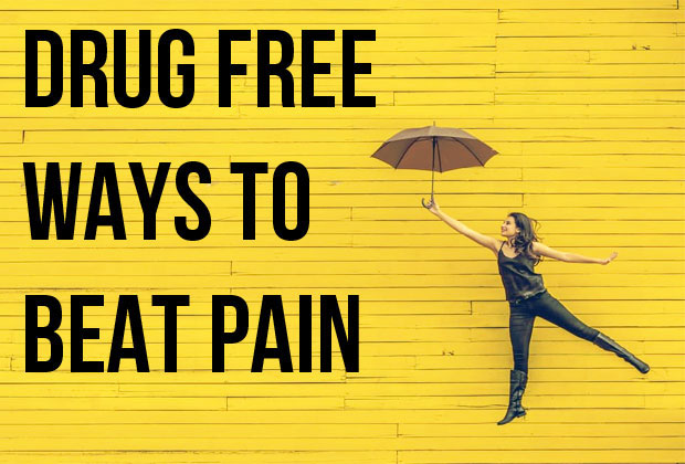 Drug Free Ways to Beat Pain A Mum Reviews