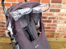Koo-di Pack-It Rain Cover Review A Mum Reviews
