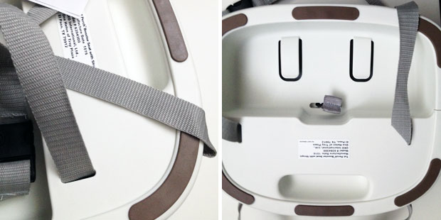 OXO Tot Perch Booster Seat With Straps Review + Giveaway A Mum Reviews
