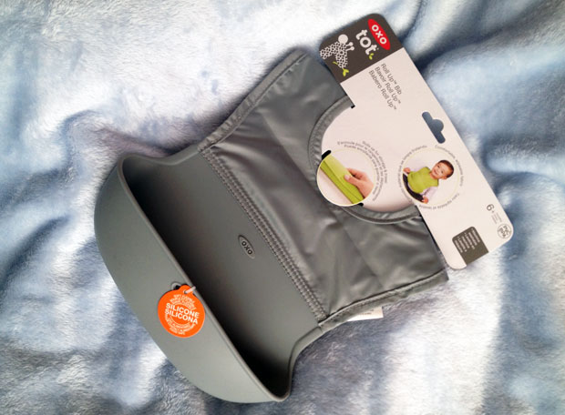 OXO Tots Roll Up Bib Review + Giveaway A Mum Reviews
