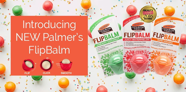 Palmer's FlipBalm Lip Balms Review - All Scents/Flavours A Mum Reviews