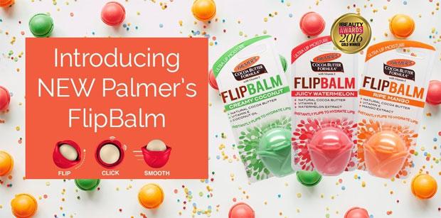 Palmer's FlipBalm