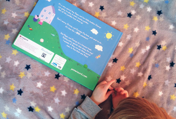 Penwizard Personalised Peppa and George's BIG Adventure to find... A Mum Reviews