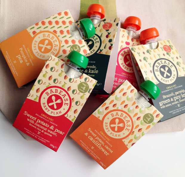 Babease - a New Generation of Vegetable-Led Food for Babies A Mum Reviews