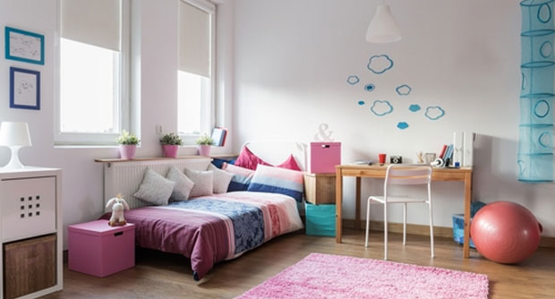 How to Design a Bedroom for a Teenager - Top Tips A Mum Reviews