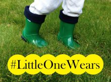 #LittleOneWears – Term Footwear Roll Top Wellies A Mum Reviews