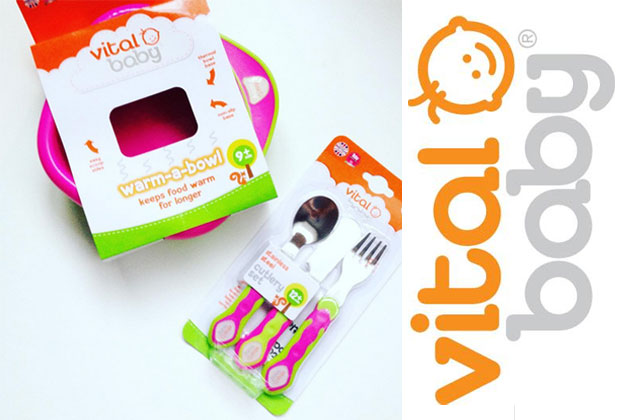 Vital Baby Products - #ParentingTheVitalWay A Mum Reviews