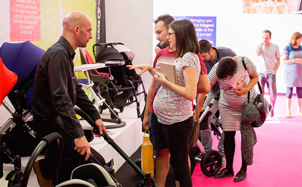 Win Tickets to the Baby & Toddler Show Manchester in March A Mum Reviews