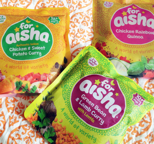 For Aisha Stage 3 Baby Food Review From 10 Months Onwards