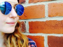 Hello Sunshine! Blue Channing Aviator Sunglasses Review A Mum Reviews
