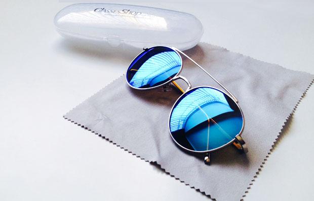 Hello Sunshine! Blue Channing Aviator Sunglasses Review A Mum Reviews