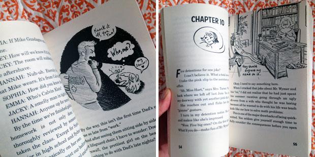 Hosting a Children's Book Club - Jacky Ha-Ha by James Patterson A Mum Reviews