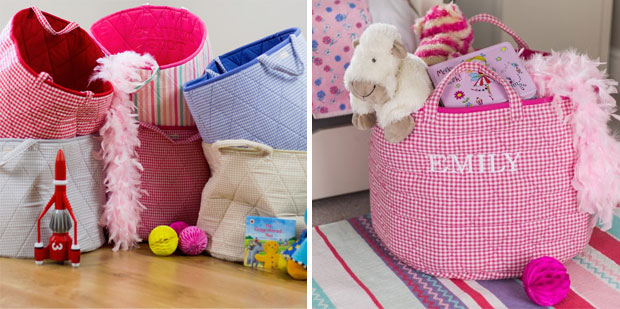 Kiddiewinkles Children's Toy Storage Basket Review A Mum Reviews