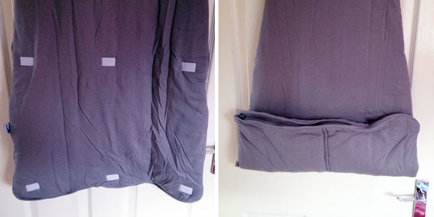 Slumbersac SIMPLY Baby Sleeping Bag Review A Mum Reviews