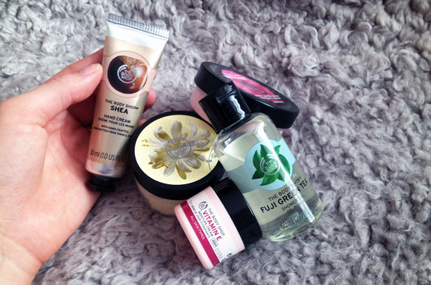 The Body Shop's Limited Edition Best of Mum Range A Mum Reviews