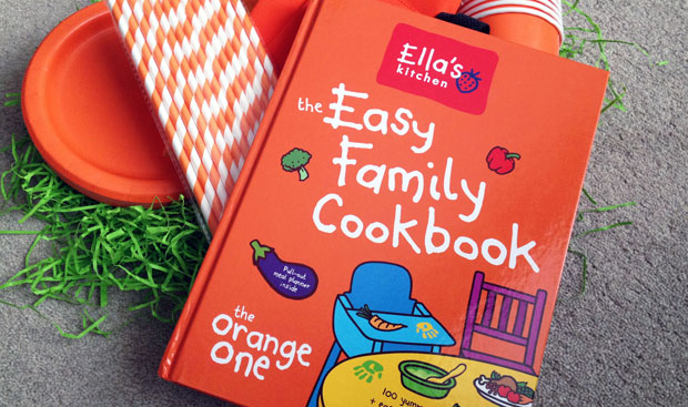 Ella's Kitchen The Easy Family Cookbook Challenge A Mum Reviews