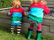 #LittleOneWears / #MiniOneWears – Blade & Rose Rainbow Collection A Mum Reviews