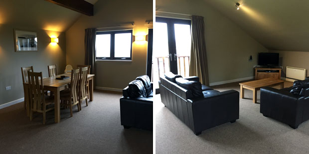 Bluestone National Park Resort Review Part 1 - The Gateholm Lodge A Mum Reviews