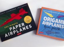 Easy Summer Fun with Paper Aeroplane Books & Kits A Mum Reviews