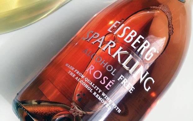 Eisberg Sparkling Rosé & Sparkling Blanc Review A Mum Reviews