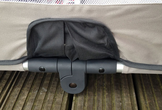 SpaceCot Review - The Travel Cot that Opens & Closes in 3 Seconds A Mum Reviews