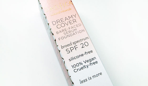 Pacifica Dreamy Cover Foundation Review - Fair/Light SPF 20 A Mum Reviews
