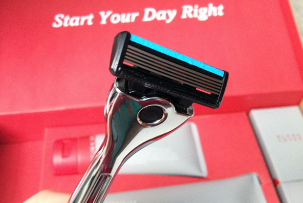 Review & Giveaway: Cornerstone - A Men's Shaving Subscription Service A Mum Reviews
