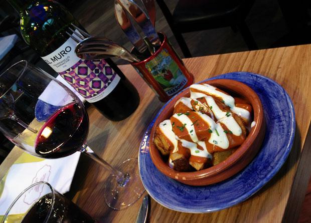 Tapas Revolution Review - the New Evening Tours of Spain Menu A Mum Reviews