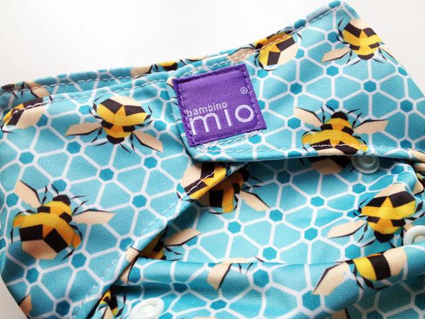 Bambino Mio Miosolo Review | AIO Cloth Nappy | #ClothNappyMonday A Mum Reviews
