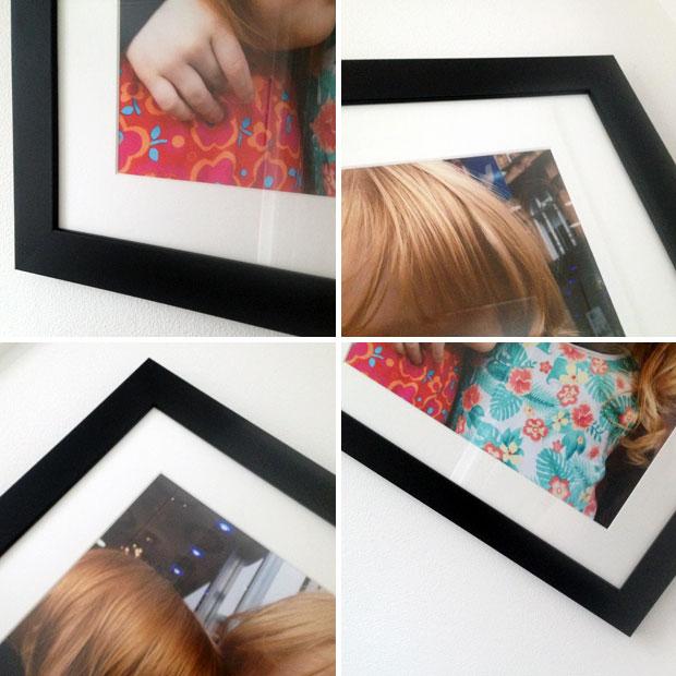 Inkifi Instagram Framed Print Review - Instagram Wall Art A Mum Reviews