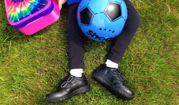 #LittleOneWears – Term Footwear Chivers School Shoes A Mum Reviews