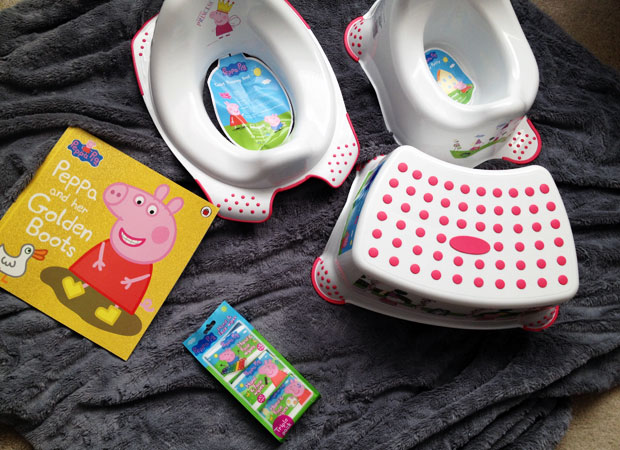 Terrific Potty Training With Peppa Pig The Toilet Training Gmtry Best Dining Table And Chair Ideas Images Gmtryco