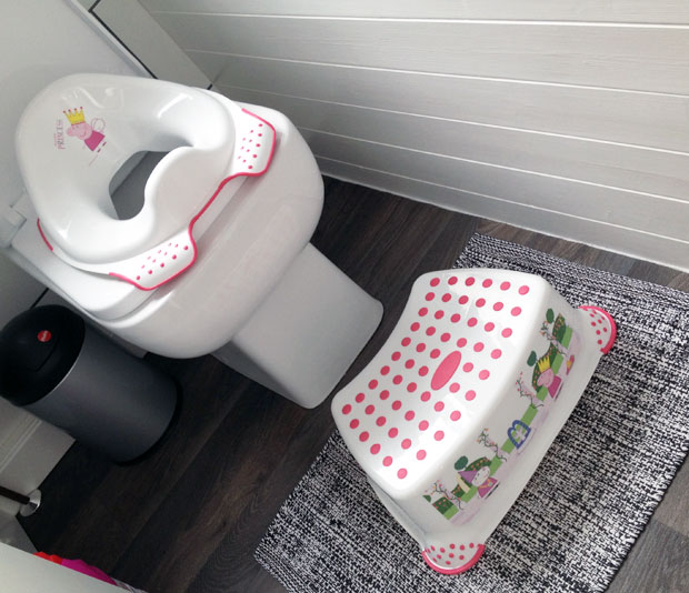 Amazing Potty Training With Peppa Pig The Toilet Training Gmtry Best Dining Table And Chair Ideas Images Gmtryco