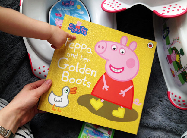 Potty Training with Peppa Pig – The Toilet Training Continues A Mum Reviews