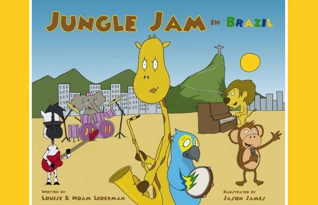 Review & Giveaway: Jungle Jam in Brazil A Mum Reviews