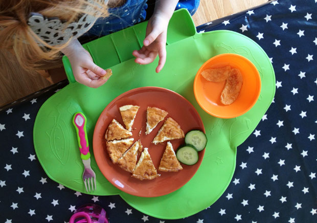 Summer Infant TinyDiner Review - A Clever Children's Place Mat A Mum Reviews
