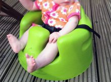 Bumbo Floor Seat Review - Updated After Long Use with Two Kids A Mum Reviews