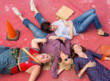 Film Review & Giveaway: Fun Mom Dinner - Even Mom Needs a Time Out A Mum Reviews