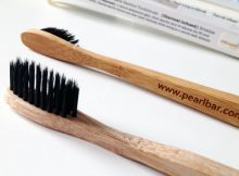 PearlBar Bamboo + Charcoal Toothbrush Review A Mum Reviews