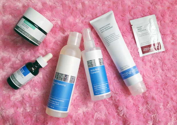 ZENMED Skincare Products Review A Mum Reviews