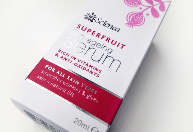 Amphora Aromatics Anti-Ageing Scienea Superfruit Serum Review A Mum Reviews