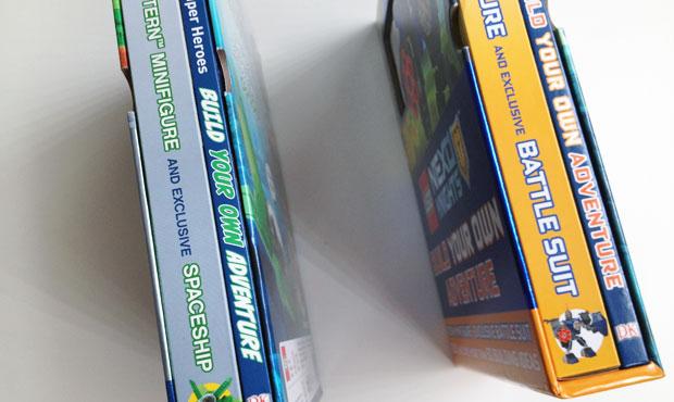 DK Books LEGO Build Your Own Adventure Sets Review A Mum Reviews