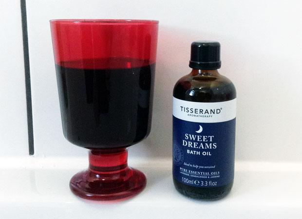 Tisserand Sweet Dreams Bath Oil Review A Mum Reviews