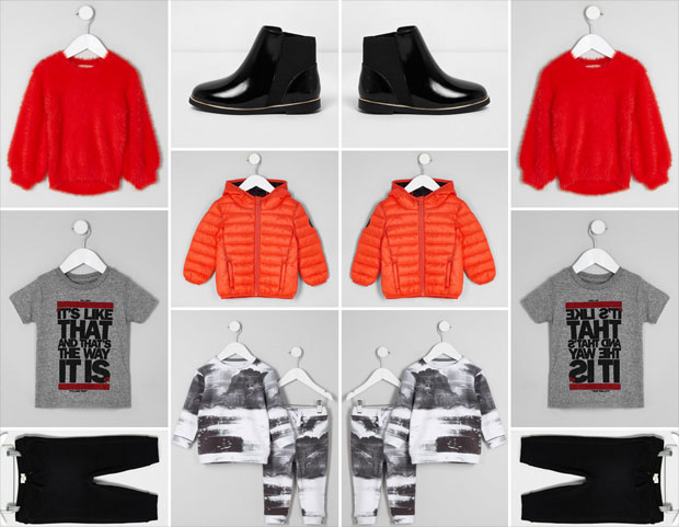 Autumn Winter Toddler Fashion Wish List / Colourful & Tough A Mum Reviews