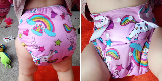 #ClothNappyMonday – Alva Baby One Size Cloth Nappies Review A Mum Reviews