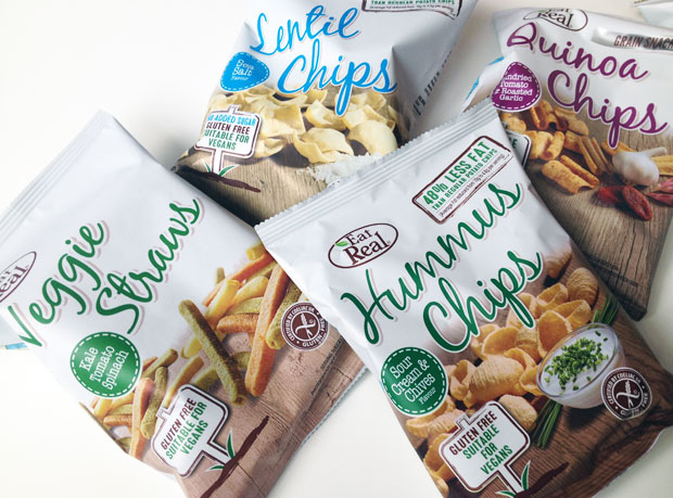 Eat Real's Pulse and Grain-Based Snacks Review A Mum Reviews