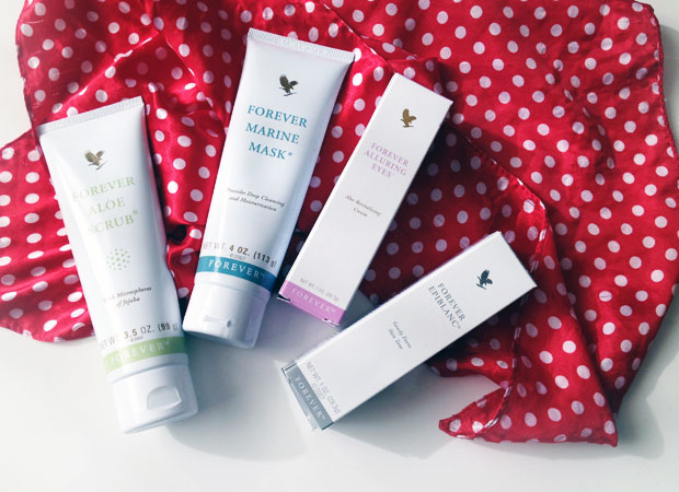 Forever Living Facial Skincare Products Review A Mum Reviews