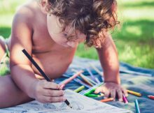 Getting Indoorsy Children to Enjoy Playing Outdoors A Mum Reviews