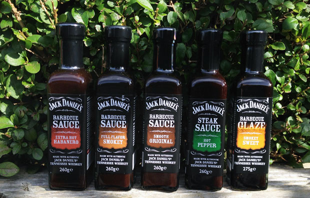 Jack Daniels Barbecue Sauces - Vegetarian Three Bean Chilli Recipe A Mum Reviews