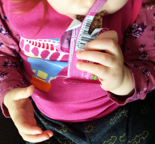 Organix Toddler Snacks — New Family Size Box & Multipacks A Mum Reviews